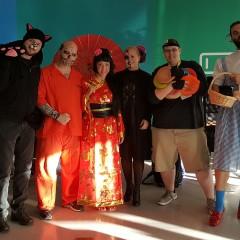 Halloween 2016 Costume Contest!