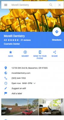 morelli dentistry gmb